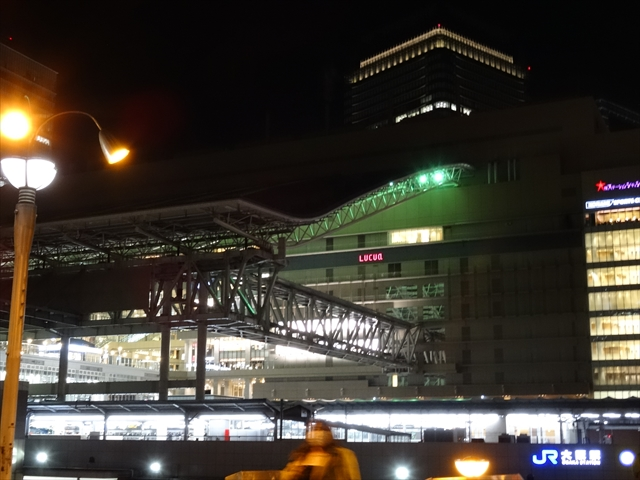 梅田 夜景 1