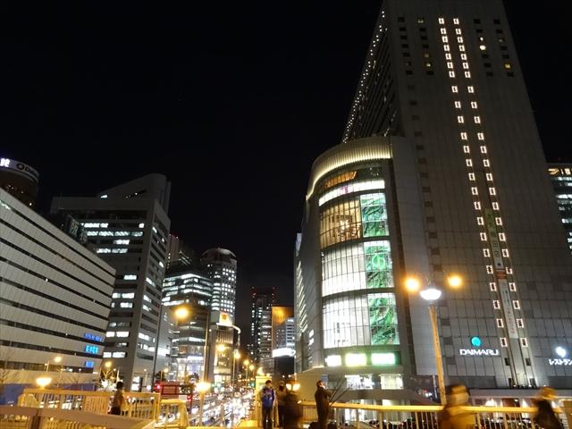 梅田 夜景 6