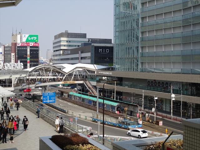JR天王寺駅周辺