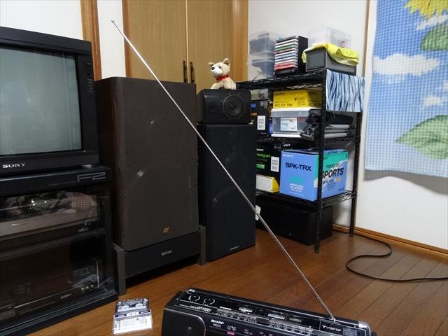 QT-Y13U アンテナの長さ