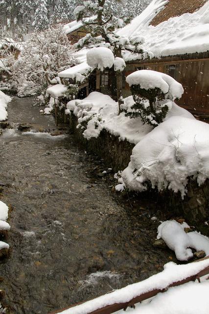 鳥取県八頭郡智頭町 板井原集落