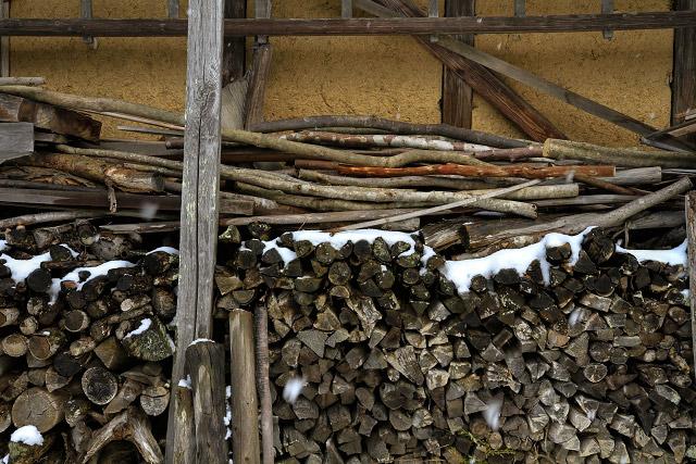 鳥取県八頭郡智頭町にある山村集落「板井原集落」