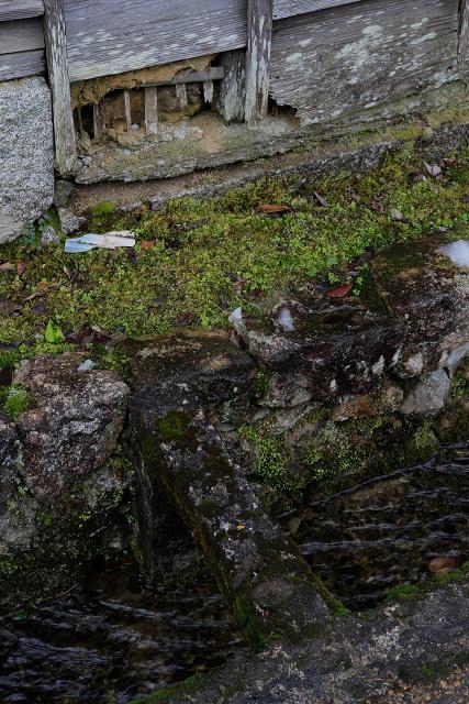 鳥取県八頭郡智頭町にある旧宿場町 智頭宿(ちずしゅく)