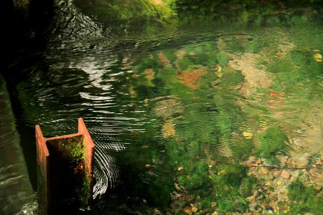 本宮の泉 名水