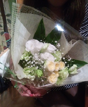 親友からの花束2