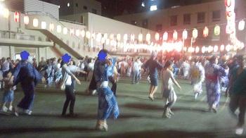盆踊り2014