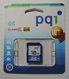 SDHC 16GB!