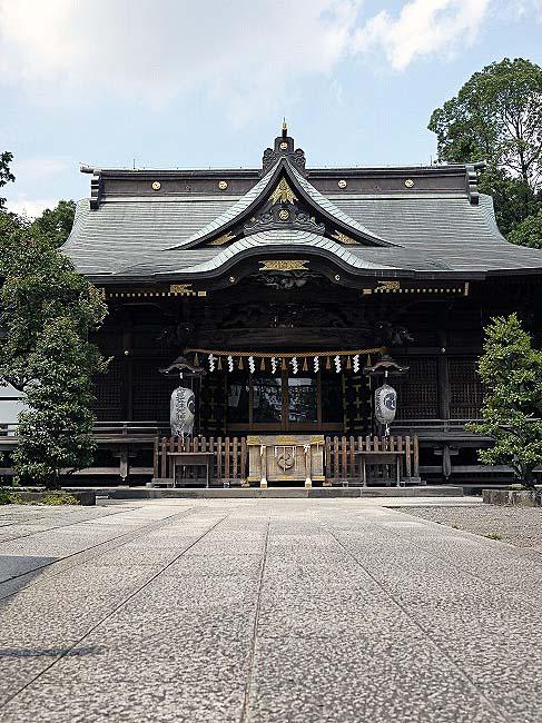 猫j返し神社
