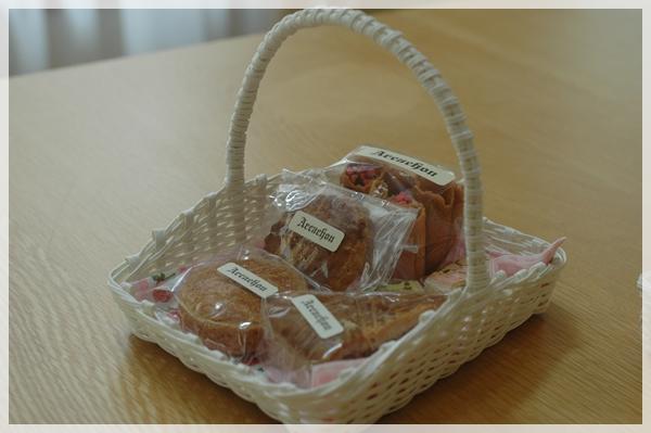 お菓子を入れて (2)