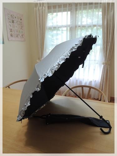 折りたたみ日傘2