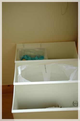 分別ごみ箱2
