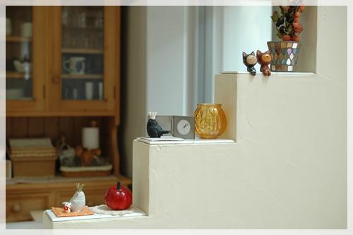 キッチン飾り棚3