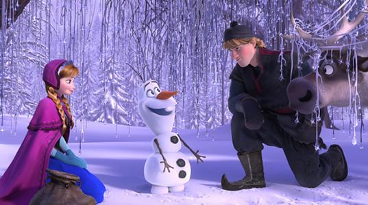 アナと雪の女王10
