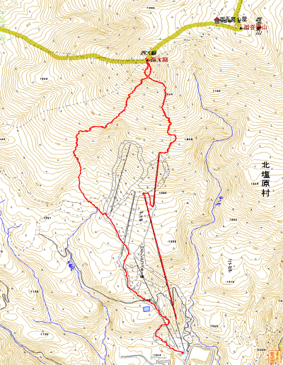 nisidaitenn map