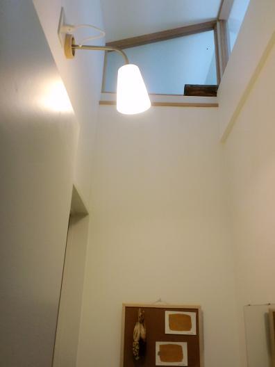 イメージ廊下電気