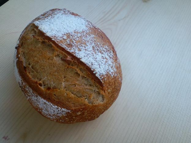 ちいさな田舎パン