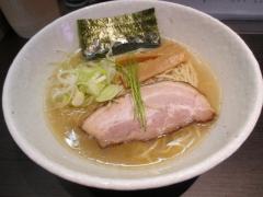 【新店】中華蕎麦 きみの-5