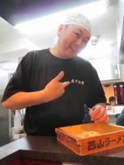 烈志笑魚油 麺香房 三く【壱壱】-2