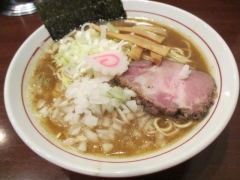 煮干中華そば つけ麺 鈴蘭【壱七】-4