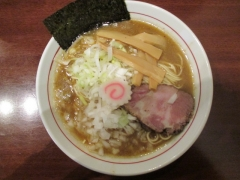 煮干中華そば つけ麺 鈴蘭【壱七】-5