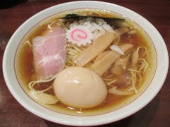 煮干中華そば つけめん 鈴蘭【壱八】-3