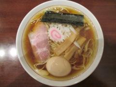煮干中華そば つけめん 鈴蘭【壱八】-4