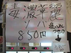 中華ソバ みなみ【壱壱】-9