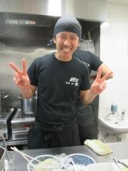 麺屋 一燈 ~西武池袋本店 お食事ちゅうぼう「特製淡麗あさりと昆布出汁細つけ麺」~-8