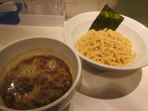 錦(煮魚つけ麺)