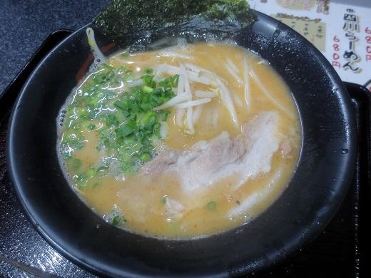 四川らーめん(¥680)