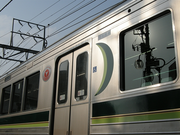 @千鳥町駅付近