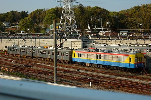 2014/04/15@長津田駅~恩田駅間