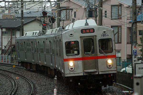2014/01/30@千鳥町駅