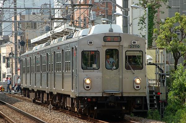 2013/05/21@武蔵新田駅~矢口渡駅間