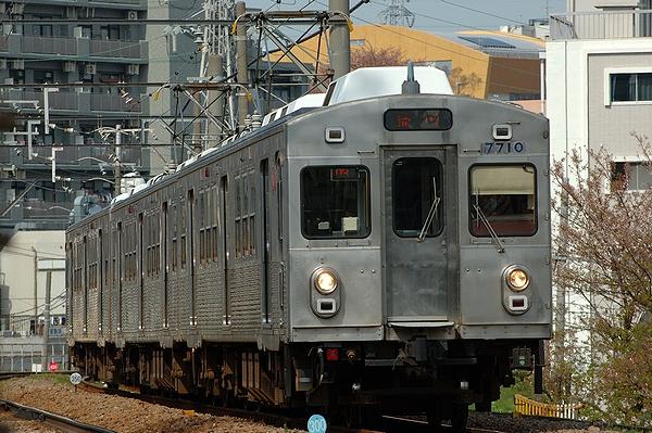 2014/04/12@石川台駅~雪が谷大塚駅間