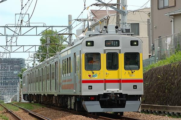 2014/05/12@緑が丘駅~自由が丘駅間
