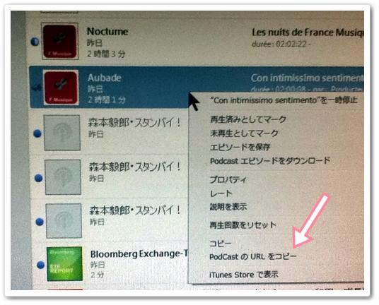 iTunesきゃぷ