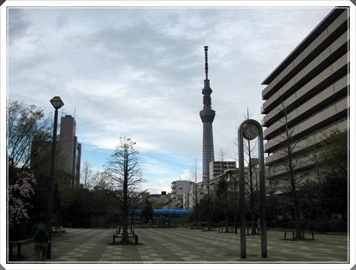 錦糸町 スカイツリー