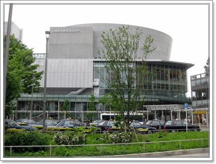 武蔵小金井GW2014