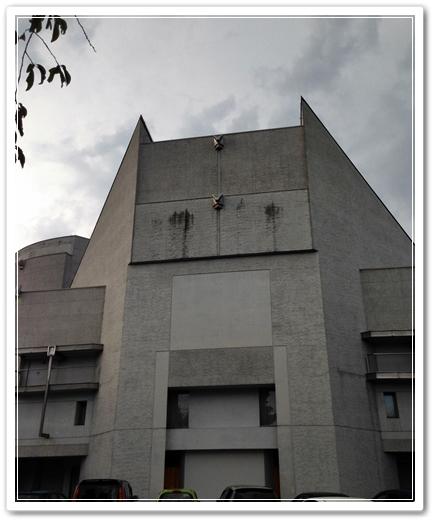福島のホール