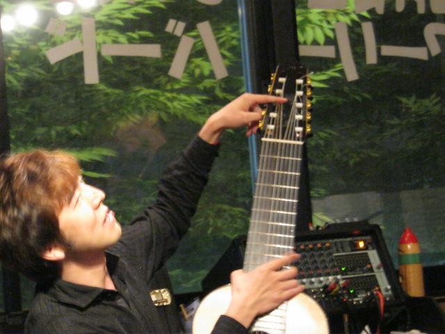 大野さんの10弦ギター講座