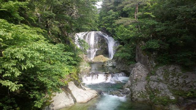 日本七滝らしいよ