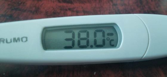 2月25日体温