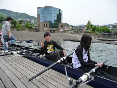 乗艇2014年5月5日その1