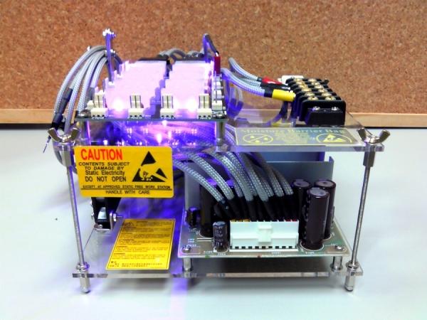 実験用電源1