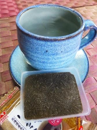 豆乳仕立ての抹茶しるこ黒ゴマしるこ16
