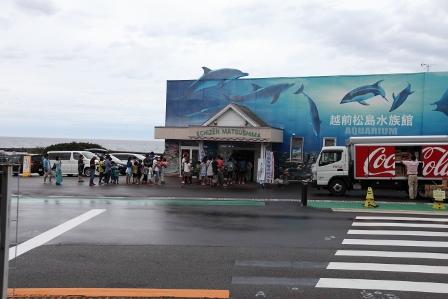 越前松島水族館2