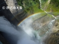 P1170401放水と虹