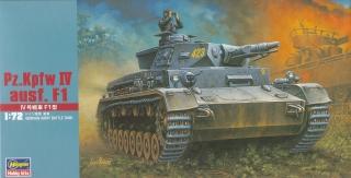 4号戦車F1型 箱絵