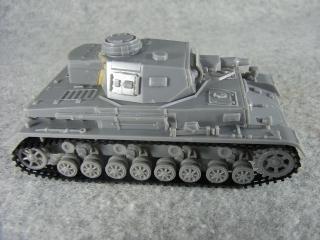 4号戦車F1型 右側面